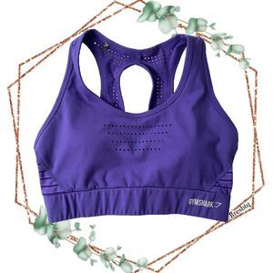 Gymshark pro perform sports bra size small